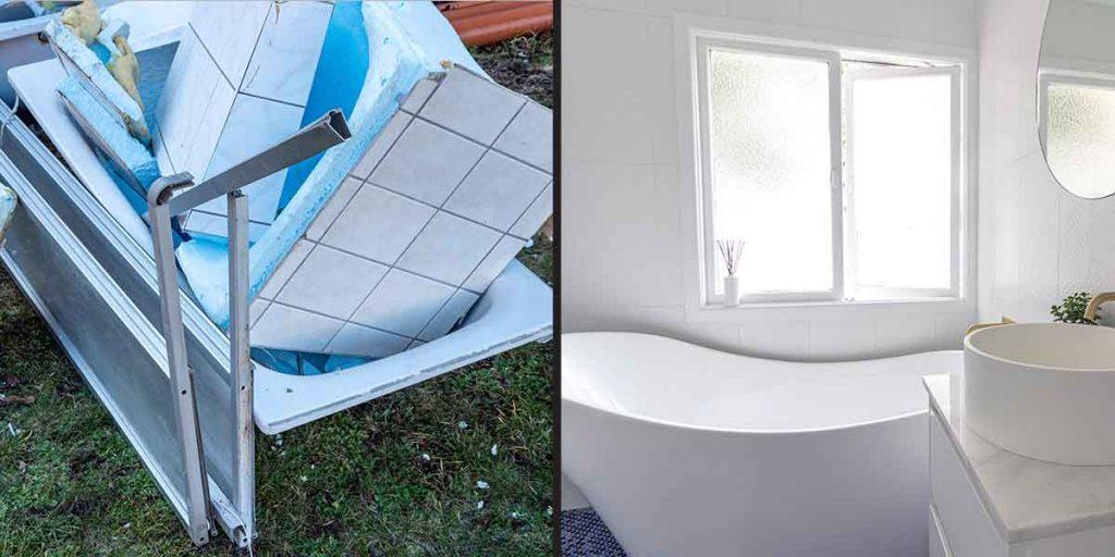 Affordable bathrooms Sunshine Coast